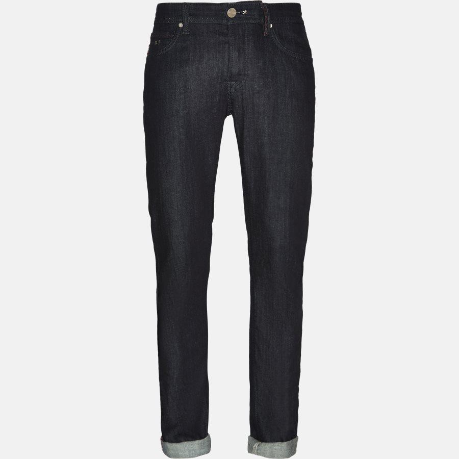 LEONARDO D753 DAY 0 - LEONARDO D753 DAY 0 jeans - Jeans - DARK DENIM - 1